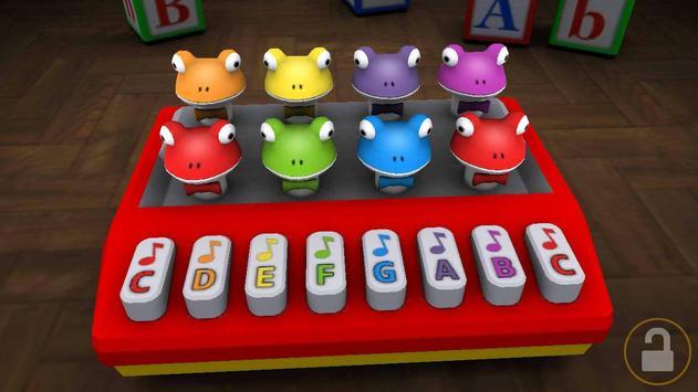 Frog Piano 3D screenshot 5