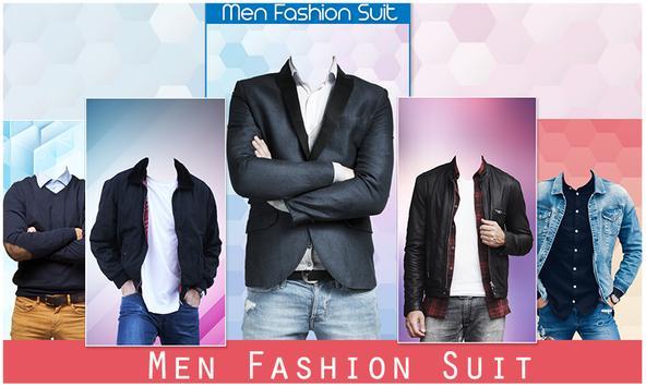 Man Fashion Suit poster