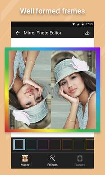 Mirror Photo Editor apk screenshot
