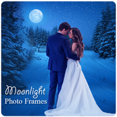Moonlight Photo Frames icon