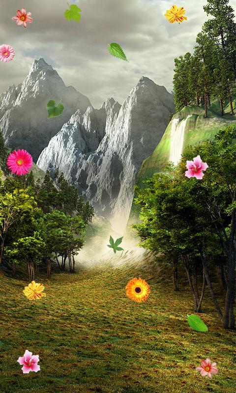 Nature live wallpaper apk download free personalization - Nature wallpaper apk ...