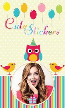 Cute Stickers screenshot 3