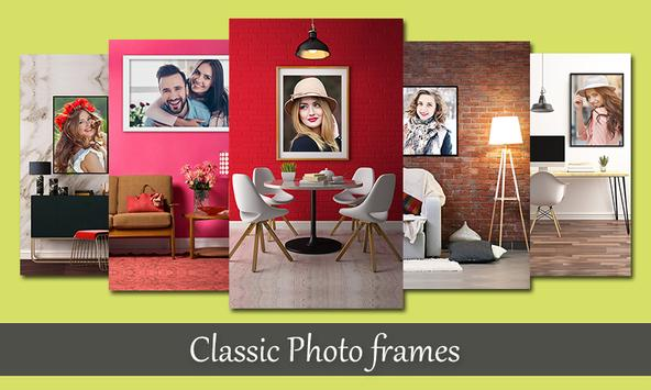 Classic Photo Frames poster