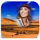 Desert Photo Frames icon