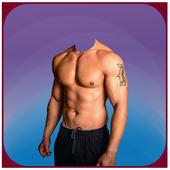 Gym Body Photo Maker icon