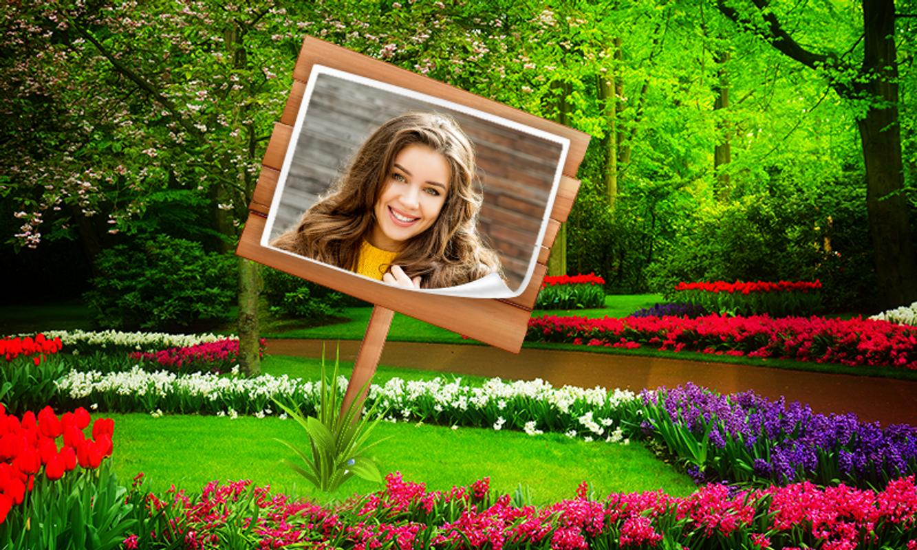 Garden Photo Frames APK Download - Free Photography APP for Android ...