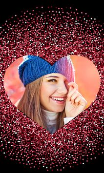 Glitter Photo Frames apk screenshot