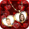 Photo Editor & Photo Frames: Love Locket Picture 圖標