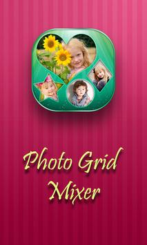 Photo Grid Mixer poster