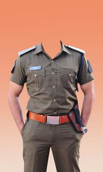Police Suit poster