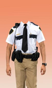 Police Suit apk screenshot