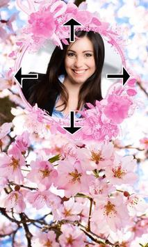 Sakura Photo Frames screenshot 4