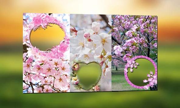 Sakura Photo Frames screenshot 7