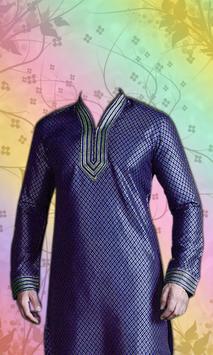 Men Salwar Photo Suit poster