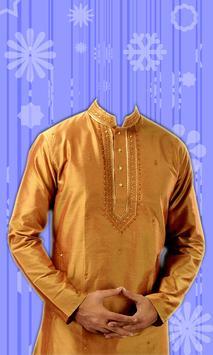 Men Salwar Photo Suit apk screenshot