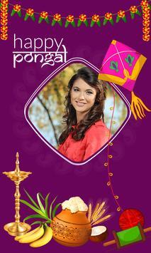 Sankranti and Pongal Photo Frames screenshot 1