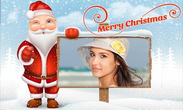 Santa Photo Frames apk screenshot