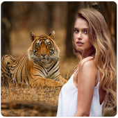 Tiger Photo Frames icon