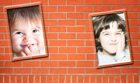 Wall Dual Photo Frames apk screenshot