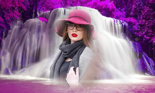 Waterfall Photo Frames apk screenshot