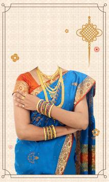 Women Saree Photo apk screenshot