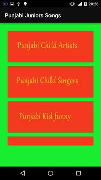 Punjabi juniors Songs screenshot 3