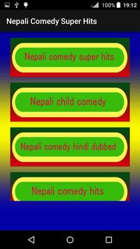 Nepali Comedy Super Hits poster