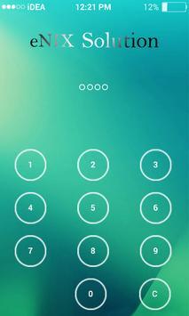 Keypad Lock Screen screenshot 4
