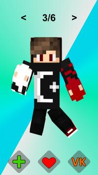 Skins For Minecraft Youtubers APK Download Free Entertainment - Skins para minecraft youtuber