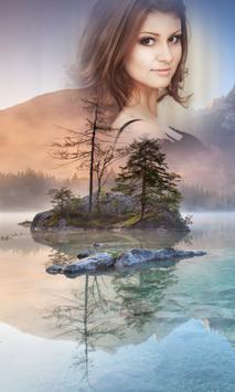 Nature Photo Frames الملصق