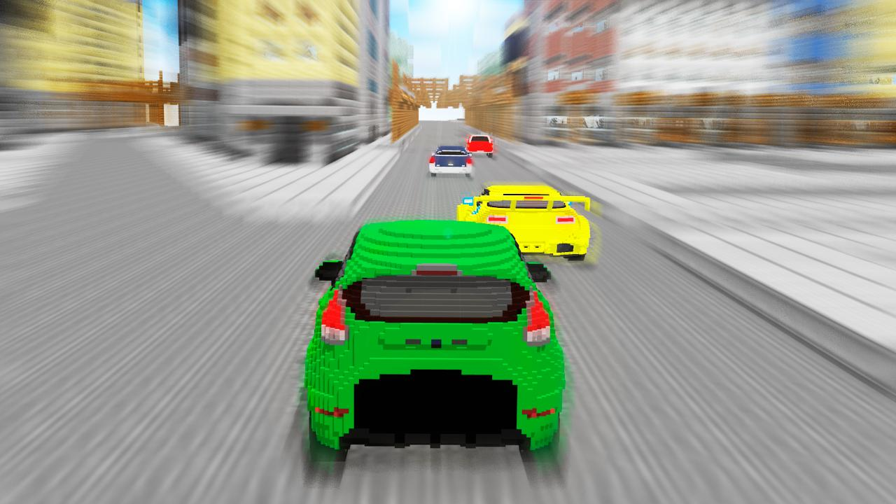 Block City Racing 3D Free for Android - APK Download