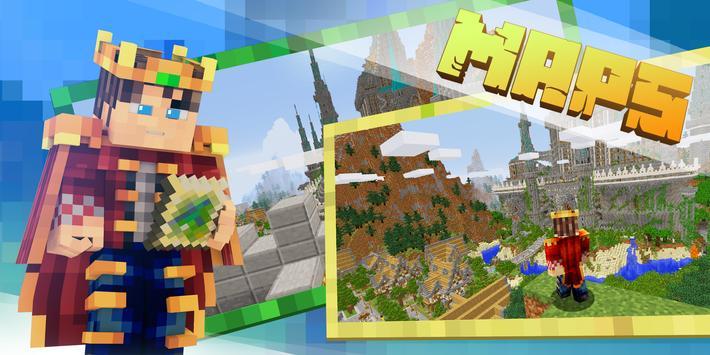 MOD-MESTRE for Minecraft PE (Pocket Edition) Free imagem de tela 1