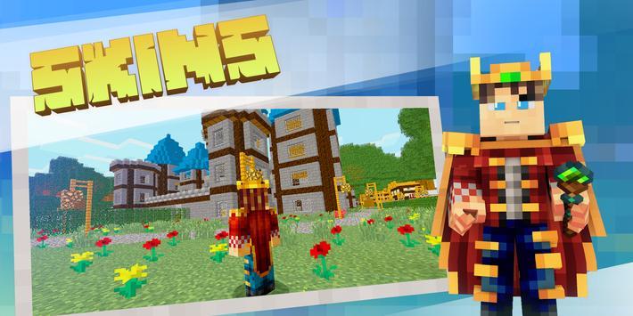 MOD-MESTRE for Minecraft PE (Pocket Edition) Free imagem de tela 3