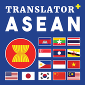Translator Plus for ASEAN icon