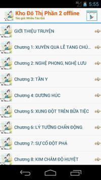 Kho Đô Thị - Phần 2 - Offline apk screenshot
