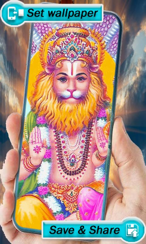 Sri Lakshmi Narasimha Swamy Hd Wallpapers For Android Apk Download