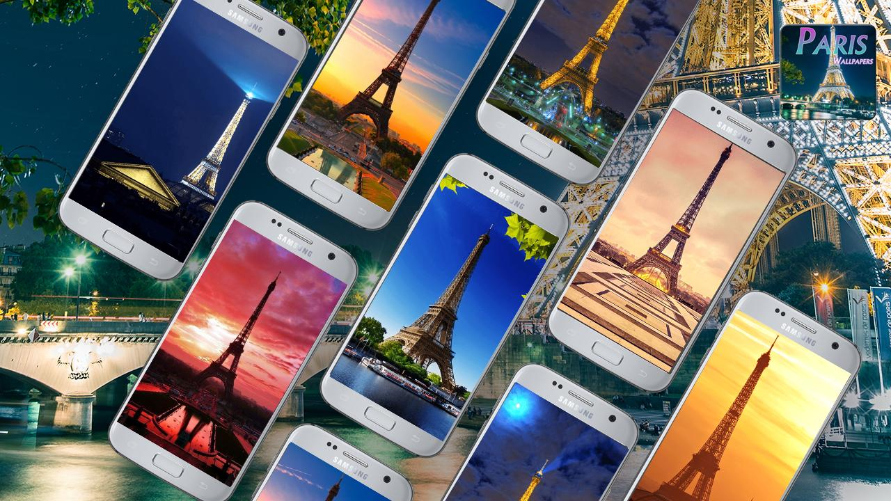 Beautiful Paris Wallpapers Hd Eiffel Tower For Android Apk Download