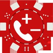 통화 기록 조작 - Make Call Log icon