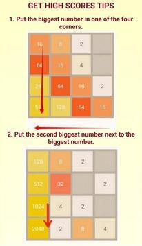 classic 2048 puzzle screenshot 5