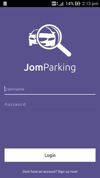 JomParking poster