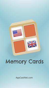 Memory Card Game poster