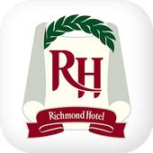 観光旅行やビジネスシーンのホテルなら リッチモンドホテル icon