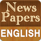 Newspapers English icon
