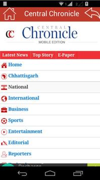 Newspapers English apk screenshot