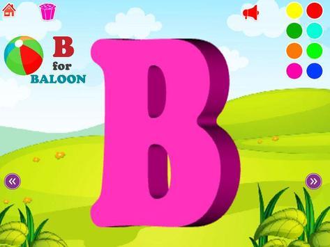Kids 3D ABC 123 screenshot 7