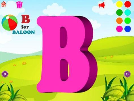Kids 3D ABC 123 screenshot 12
