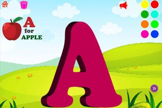 Kids 3D ABC 123 screenshot 1