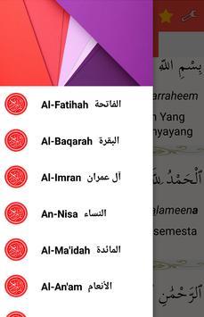 Al Quran Bahasa Indonesia apk screenshot