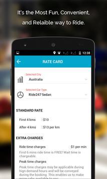 AppCarz Rider apk screenshot