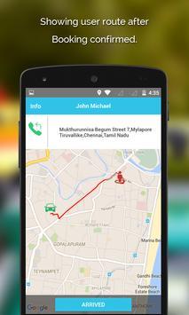 Appcarz Driver apk screenshot